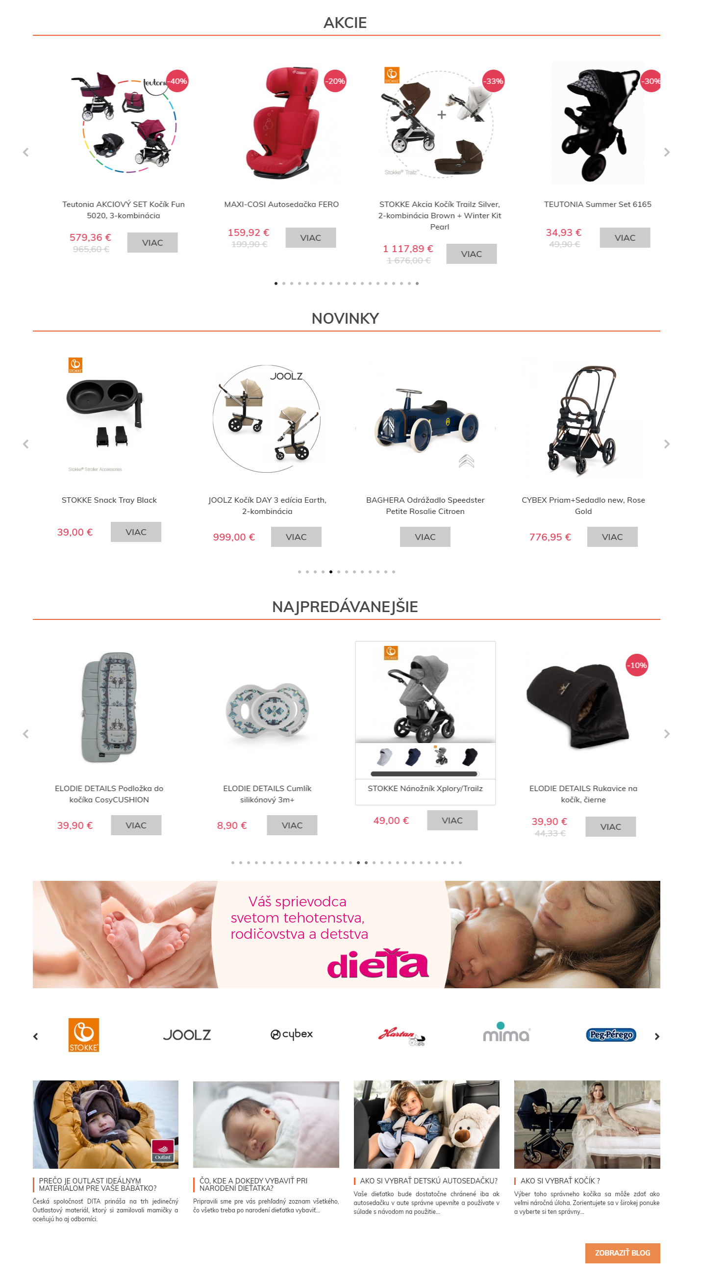 Products BabyMarket